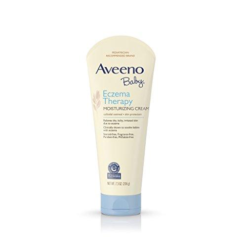 Aveeno Baby Eczema Therapy Moisturizing Cream, 7.3 Fl. Oz - Morgellons Survey