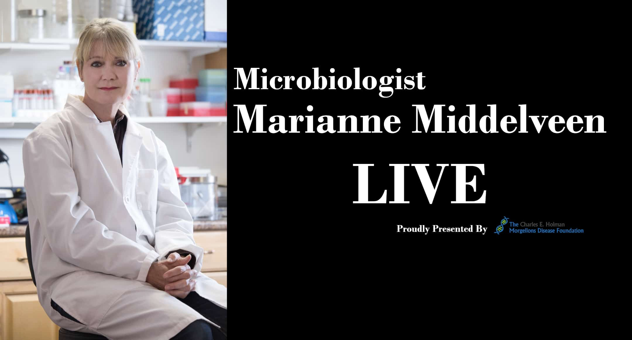 Marianne Middelveen Morgellons Interview